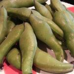 シェフのおすすめ野菜 ~空豆(一寸豆)~